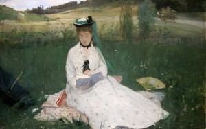 Berthe Morisot - Reading
