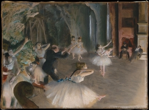 Edgar Germain Hilaire Degas (2)